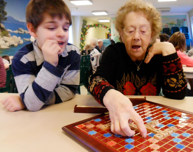 Rencontre familiale jeu
