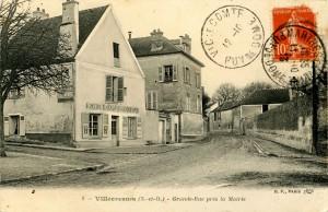 Grande-rue-Villecresnes
