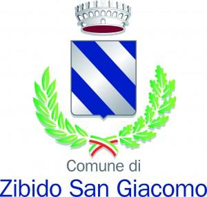 Logo comune nuovo con scritte