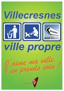 Villecresnes-ville-propre