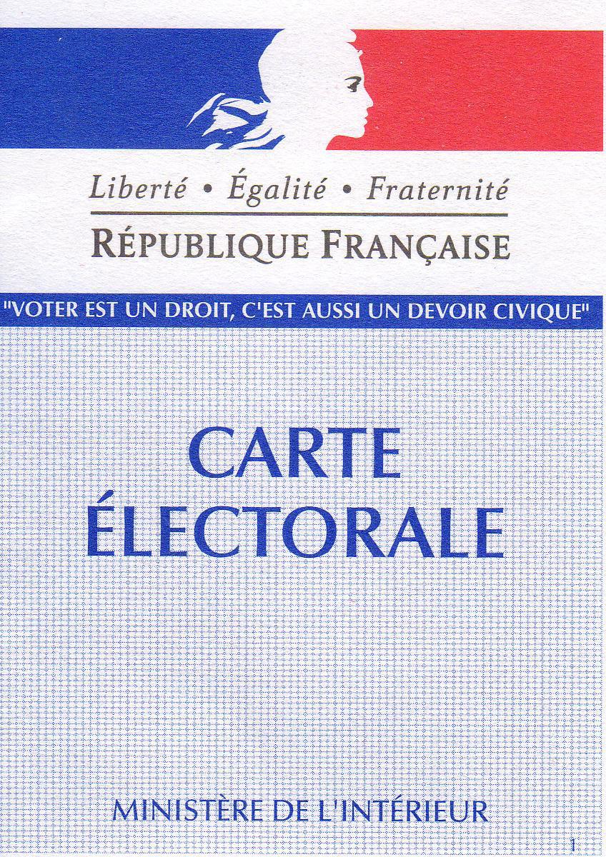 Nouvelle carte lectorale ville de villecresnes - Changement bureau de vote ...