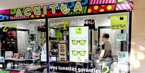 Acuitea opticien @ Boutique éphémère